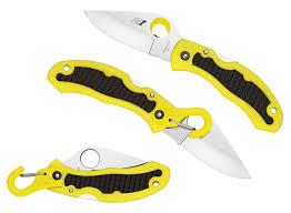 <b>Нож складной</b> SPYDERCO SNAP-IT <b>SALT</b> C26SYL — купить в ...