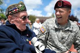 u s department of defense photo essay jason webster talks d day veteran curtis