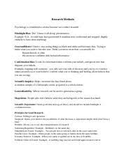 Psychology Perspectives Chart General Philosophy Important