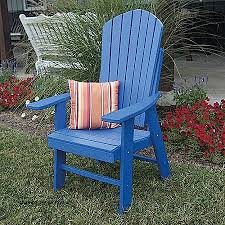 recycled plastic adirondack chairs. Walmart Adirondack Chairs Plastic Unique A \u0026 L Furniture Recycled High Seat