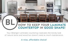 for more information and tips visit belanger laminates countertops