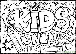 Small Picture Awesome Color Sheets For Kids Ideas Coloring Page Design zaenalus