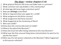 book study questions for the giver sample of apa reference page sled alaska live homework help