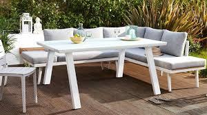 white garden furniture outdoor modern garden furniture modern white garden table white plastic garden furniture sets