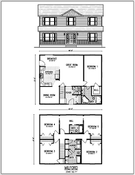small 2 story house plans. Fine House Simple Two Story House Plan Lovely Fascinating 90 Small 2  Plans Inspiration To O