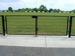 welded wire fence gate. 6 Ft Welded Wire Fencing Top Black Fence Panels Fences Gate