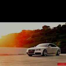 Audi my favorite 4 door car