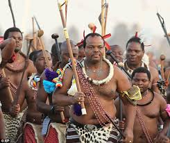 Pictures nude girl parade swaziland