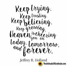 Keep The Faith Quotes New Best Faith Quotes Of All Time New Pictures 48 Best I M A Mormon
