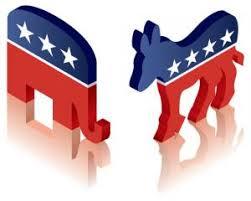 Image result for democrats republicans