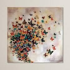 <b>Butterfly Wall</b> Art You'll Love | Wayfair.co.uk