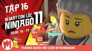 BÍ MẬT CƠN LỐC NINJAGO - Phần 11 | Tập 16: Cói Vô Tận - Phim Ninjago Tiếng  Việt - Mature Gamer Podcast