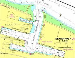 18127b Eemshaven Marine Chart Nl_18127b Nautical
