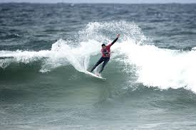 just in what happened to surfing s great rebel tour beach grit joel parkinson loses to josh kerr round five at unrecognisable bells