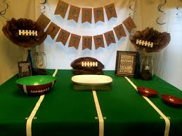 Super Bowl Party Decorating Ideas Ideal C Owl Super Bowl Party Ideas And Decorations To Exquisite 22