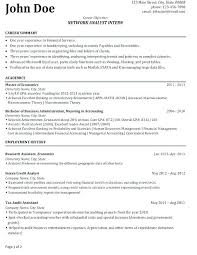 Network Analyst Resume – Lespa
