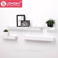 How To Remove Floating Shelves Inspiration New Design 32 Pcs Mdf Wood Remove Floating Shelf Buy Floating Shelf