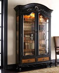 old fashioned bookcases