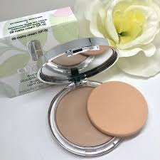 clinique superpowder double face makeup 09 matte cream vf g new in