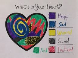 Small Picture Color Your Feelings This activity encourages feeling