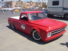 Pro Touring 1967 Chevy c10