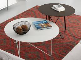 shape round coffee table