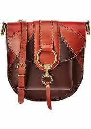 frye ilana color block saddle cross leather bag