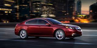 2013 Acura TL SH-AWD with Advance Package in Basque Red Pearl II ...