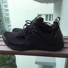 Nike Presto Triple Black, Men's Fashion, Footwear on Carousell
