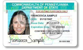 Card Voter Identity Photo co Amtletter