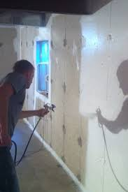painting concrete wallsBasement waterproofing paint does it stop leaks on basement walls