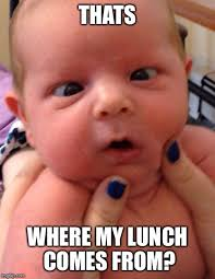 confused baby - Imgflip via Relatably.com