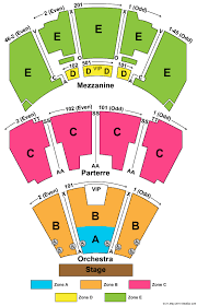 Mgm Grand Theater At Foxwoods Seating Chart