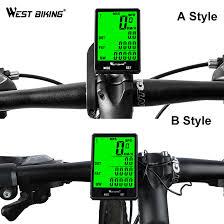 Bicycle Speedometer Calibration Chart Us 9 79 51 Off West Biking 2 8