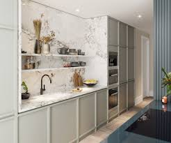 Is No Hardware The New Hardware Trend For Kitchens