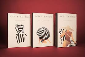 book cover redesign for ian fleming