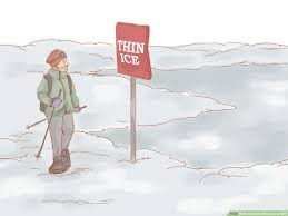 Ice Depth Safety Chart How To Know When Ice Is Safe 10 Steps With Pictures Wikihow