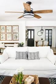 living room fans. living room update: ceiling fan swap fans s