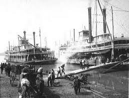 「1865, the steamboat Sultana exploded near Memphis,」の画像検索結果