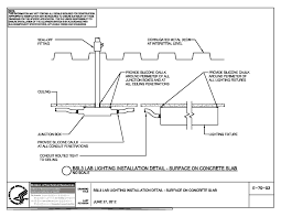 nih standard cad details on diagram for wiring a light fixture