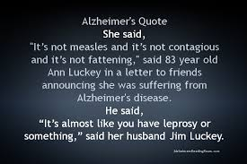 Alzheimers Quotes Fascinating I Am An Alzheimer's Caregiver Alzheimer's Quote She Said He Said