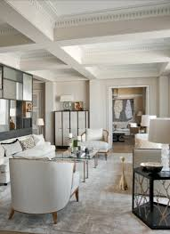 P | Antique with Modern - Jean Louis Deniot www.deniot.com. Living Room  InteriorCeiling Design ...