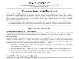 Good Example Resume Cool Resume Good Example Esdcubaco