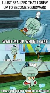 funny-Squidward-life-sleeping.jpg via Relatably.com