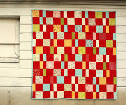 Charm Pack Cherry free quilt pattern - Diary of a Quilter - a ... & Charm Pack Cherry free quilt pattern Adamdwight.com