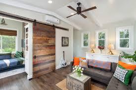 sliding interior doors family room contemporary with barn door beach cottage