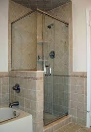 corner showers the space saving shower