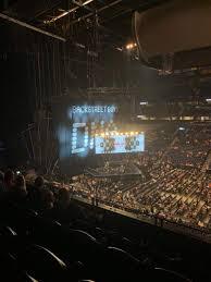 Bridgestone Arena 3d Concert Seating Chart Bridgestone Arena Interactive Concert Seating Chart