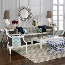 living room jonathan adler gray