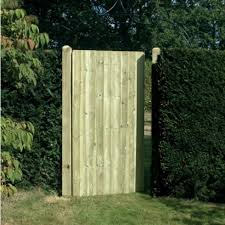 wood picket fence gate. Feather Edge Fence Gate - 1.8m H X 1.0m W Green. Wooden Wood Picket Y